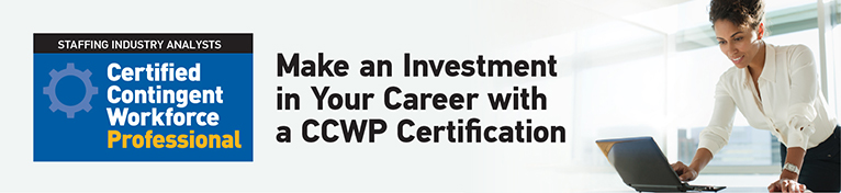 Certified Contingent Workforce Professional (CCWP)