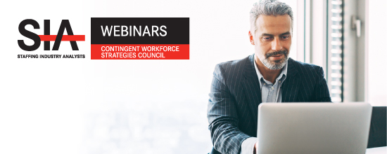 Contingent Workforce Solutions Council Webinar