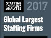 Largest Global Staffing Firms 2017